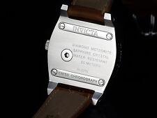 Invicta 2376 Acero Swiss Chronograph Diamond Meteorite Sapphire Crystal Watch
