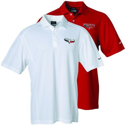 New Mens 60th Anniversary Chevy Chevrolet Corvette T Shirt Sz XL White Gray Red
