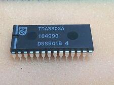 1 pc. TDA3803A  Stereo- / Zweikanalton-Decoder  DIP28  NOS