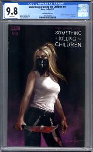 Something is Killing the Children #19  Lucio Parrillo Variant Scott's CGC 9.8