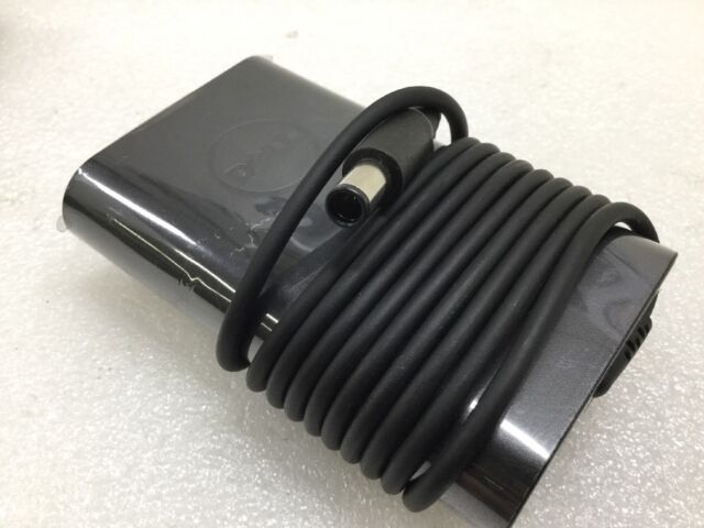 New Genuine Dell Inspiron Latitude 65 Watt 19.5V 3.34A AC Adapter With Cord 03F1CN 3F1CN