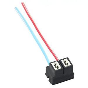 2Pcs-H7-Conector-Socket-Enchufe-Para-Auto-Coche-Faro-Bombilla-Lampara-Luz-de-Niebla-Rr-X