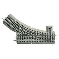 Lionel Trains O-gauge Fastrack O36 Manual Right Hand Switch Track Piece W/ Curve