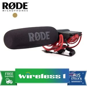 Rode VideoMic R Directional On-camera Microphone (VMR)
