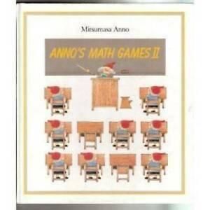 Anno's Math Games 2 - Hardcover By Anno, Mitsumasa - GOOD
