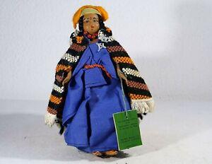 Poupee-folklorique-LATIFA-Khadija-femme-Afrique-du-Nord-ancien-rare-19-5-cm