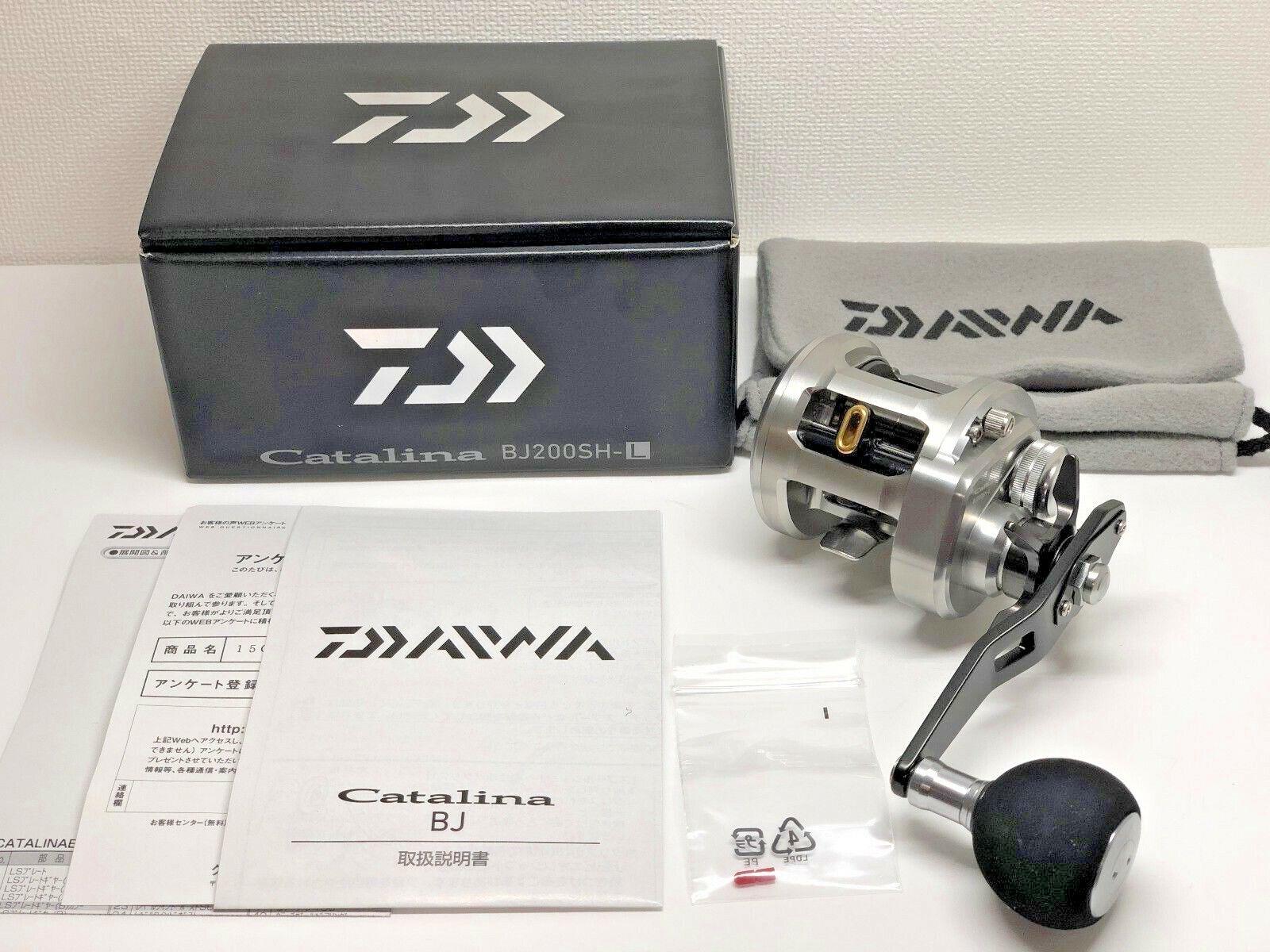 DAIWA 15 CATALINA BJ 200SHL  from Japan