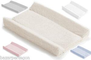 Funda de rizo  ajustable para cambiador de bañera para bebe 50x80 100% algodón