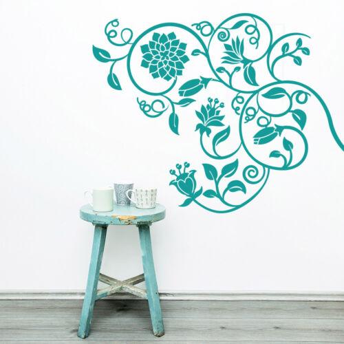 01367 Wall Stickers Sticker Adesivi Murali Riccioli deliziosi 80x60 cm