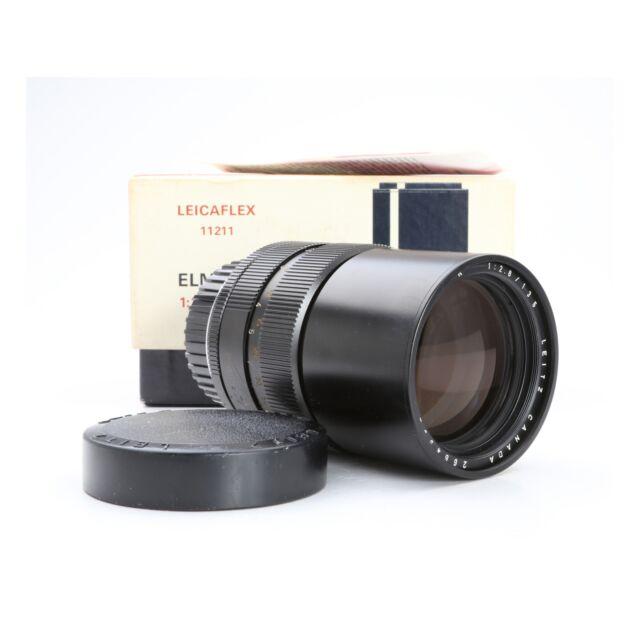 Leica Elmarit-R 2,8/135 SER-7 + Sehr Gut (228805)