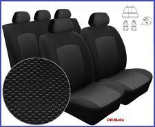 Tailored Full Set Seat Covers for Toyota Rav4 Mk3 / III 2006 - 2012 (BL)