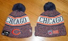 item 2 NEW ERA Official Chicago Bears Football 2018 NFL Sideline Knit Hat  Beanie Cap - NEW ERA Official Chicago Bears Football 2018 NFL Sideline Knit  Hat ... b187b91a7