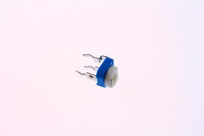 100Pcs 1M ohm  1M R Trimpot Trimmer Pot Variable Resistor horizontal type 105 YB