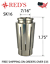 """SK16 5 Micron .0002 PRECISION Collet 7//16/"""" inch CNC Mill ATC Router chuck Nickel"""