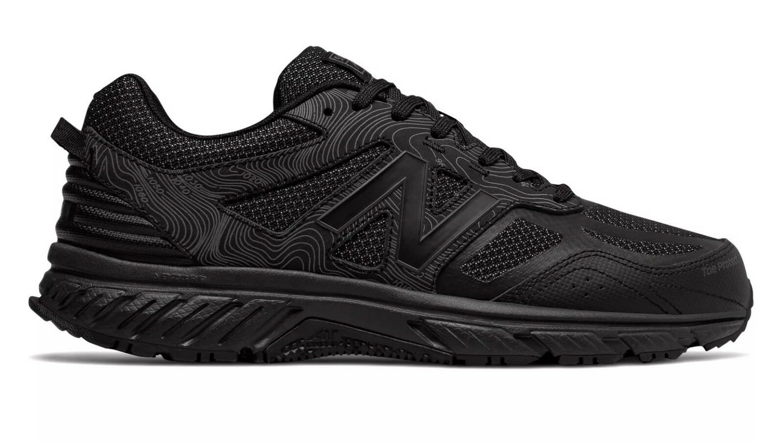 e665c941cc6 New Balance Men s 510 v4 MT510LB4 MT510LB4 MT510LB4 Black Trail Running  shoes SIZES NIB WIDE 4E