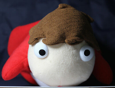 JAPAN GHIBLI  Ponyo on the Cliff by the Sea Plush Doll toys heigh: 38cm 15''