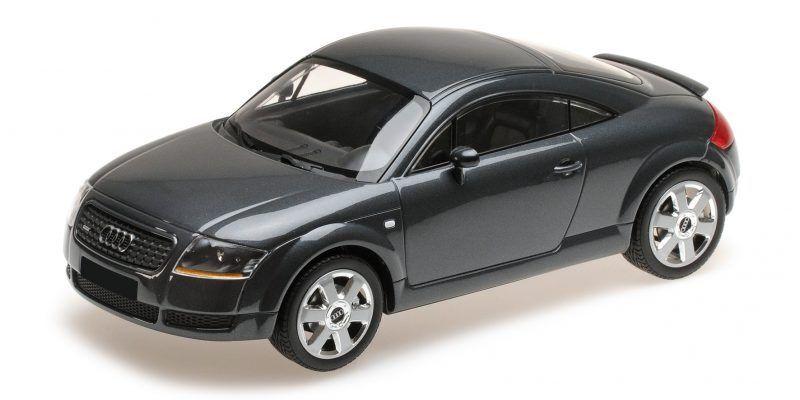 Audi Tt Coupe 1998 grigio 1 18 Model MINICHAMPS