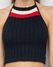 Tommy Hilfiger knit crop top