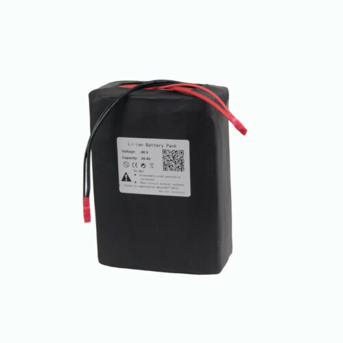 48v 20Ah Li-ion Lithium ion Battery Pack for Electric Bike Ebike Scooter 1000W