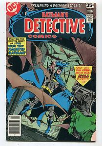 Detective-Comics-477-VF-Neal-Adams-House-That-Haunted-Batman-DC-Comics-CBX7