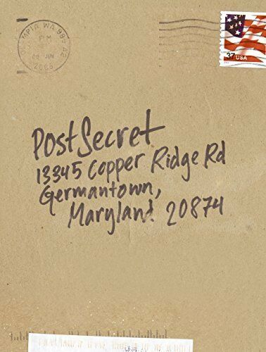 1 of 1 - Postsecret: Extraordinary Confessions from Ordina... by Warren, Frank 0060899190