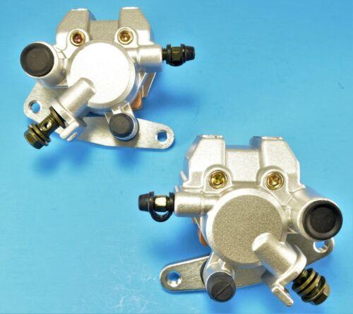 Front Brake Calipers For Yamaha Bear Tracker Blaster YFM250 350 YFS200