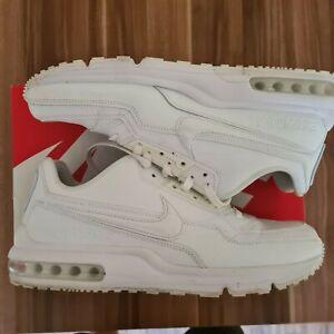 Details zu Nike Air Max Ltd 3, Gr.46, gebraucht. Leder, weiß, sehr guter Zustand