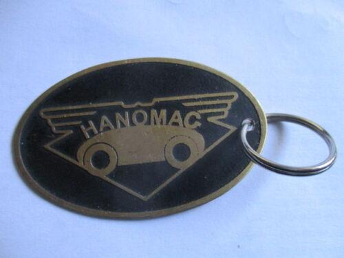 Llavero keyring Hanomag turismos kommissbrot Oldtimer s42 placa de identificación