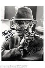 Robert Englund ++Autogramm++Freddy Krüger++3