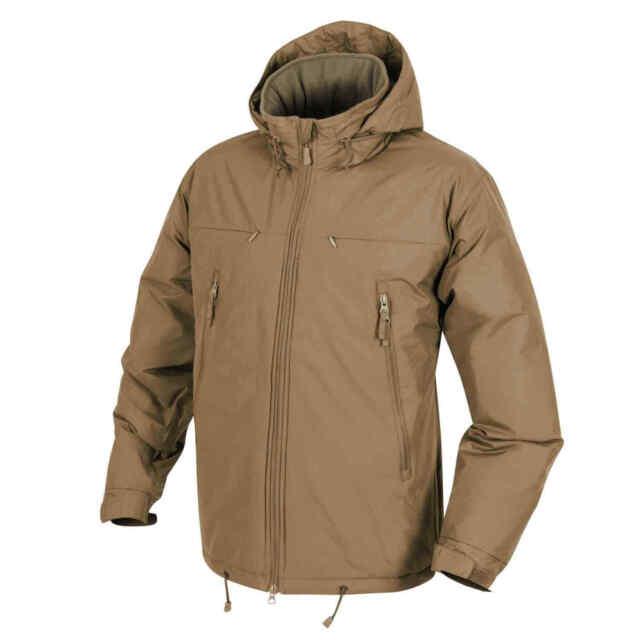 US Tactical Outdoor Army Unterziehjacke Military Grid Jacket Jacke coyote Gr XL