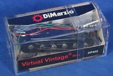 New! DiMarzio DP402 Virtual Vintage Blues Stratocaster Electric Guitar Pickup