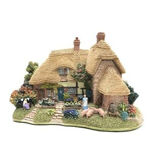 Lilliput-Lane-The-Good-life-Boxed-excellent-condition-1999-2000