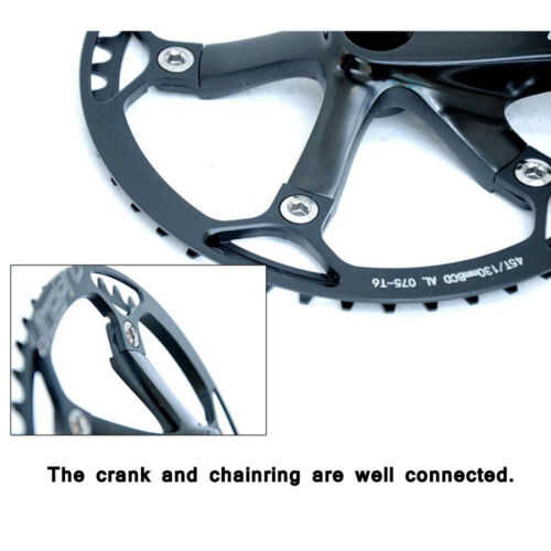 Litepro Road Bike 130BCD 45-58T Chainring Folding Bike Sprocket Chainwheel Bolts