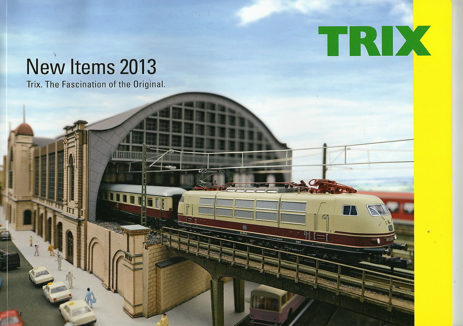 Trix 2013  New Items  Catalogue