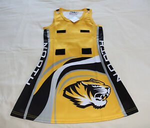 Details about Emu Sportswear North Gambier Tigers Girls Netball Dress Size  12 New