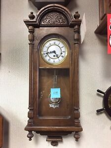 Howard Miller 612 462 Oak Wall 8 Day Clock With