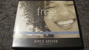 Details about FREE INDEED Be Determined to Walk in Freedom ~Joyce Meyer 4  CD Audio Book D10