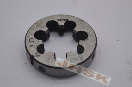 1×  Metric Right Hand Die M28×1 Dies Threading Tools 28×1mm pitch