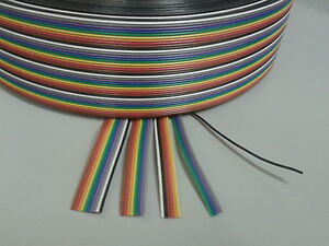 Ribbon-Cable-1A-3D-Printer-Stepper-Motors-amp-End-Stop-Switch-Wire-28AWG