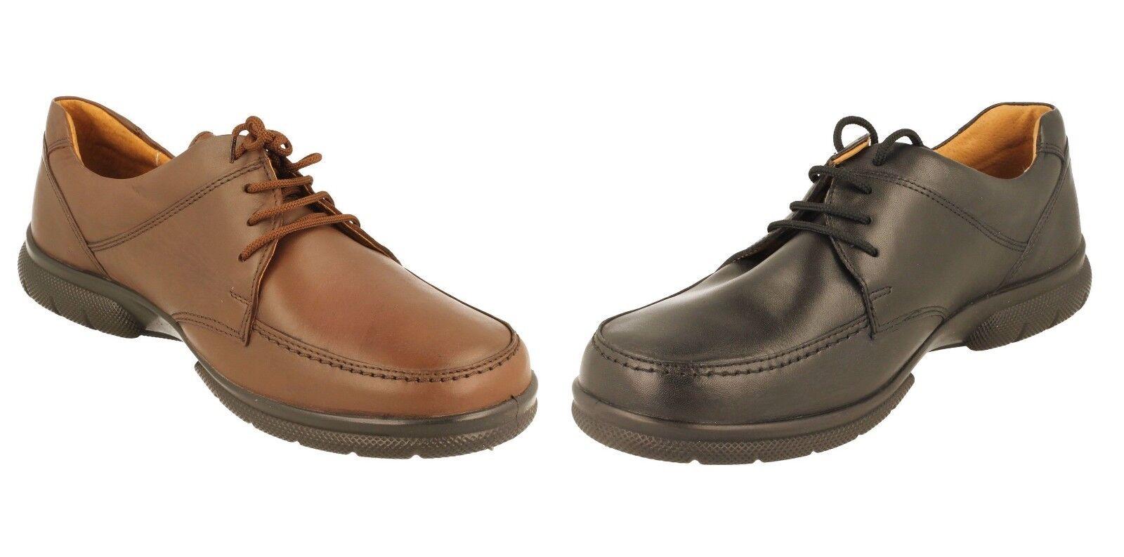 men Db shoes Morgan con Lacci Molto Comode per Orthotics Larghezza 2E 4E 6E