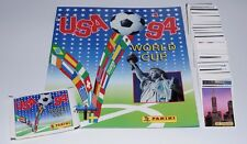 Panini WM USA 94 - Komplettset + Album + Tüte 1994 Top/Rar