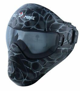 New-Save-Phace-Simply-Sick-SUM2-SUM-2-Sports-Utility-Goggles-Mask-Black-Mamba