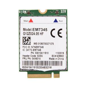 EM7345-04X6014-4G-LTE-WWAN-Karte-Modul-fuer-Thinkpad-X250-X1C-W550-T450-X240-T440