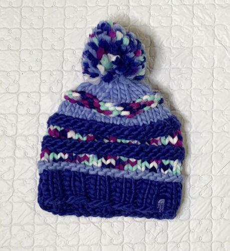 The North Face Nanny Knit Beanie Pom Pom Hat One S