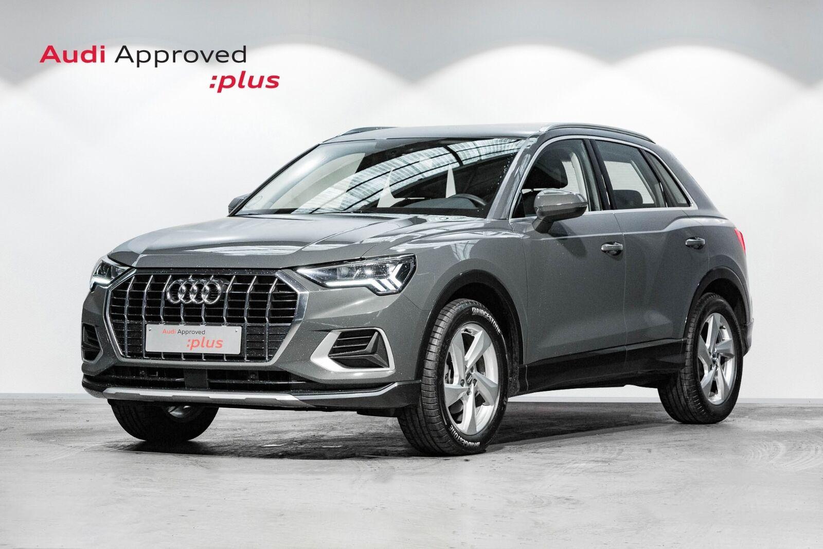 Audi Q3 35 TFSi Advanced S-tr. 5d - 427.000 kr.