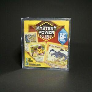 Pokemon Mystery Power Cube - Selten/Rare - Sealed/OVP - BLITZVERSAND