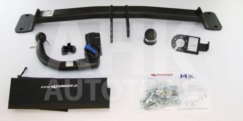 Für BMW 5er F10 Limousine 10-17 Anhängerkupplung abn.+ES 13p uni Kpl AHK