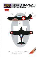 LF Models 1/72 MORANE SAULNIER MS.406C-1 Swiss Air Force Paint Mask Set