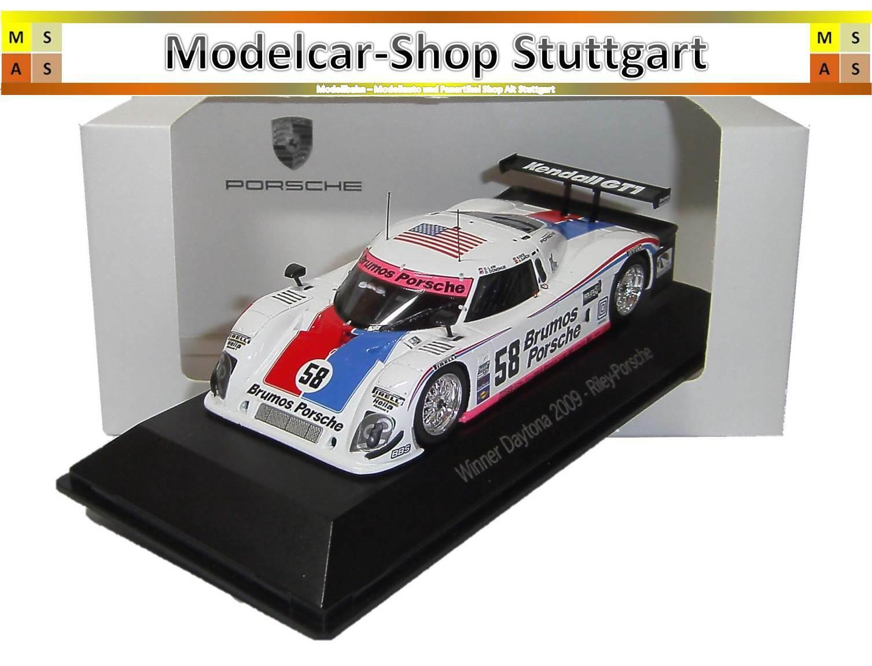 Riley - Porsche Brumos - Winner Daytona 2009 - Spark 1 43 - MAP02030914 - New
