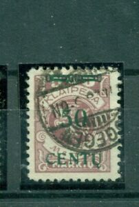 Memel-Nr-173-A-I-gestempelt-geprueft-Klein-VP